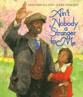 Ain't Nobody a Stranger to Me Book Cover.jpg