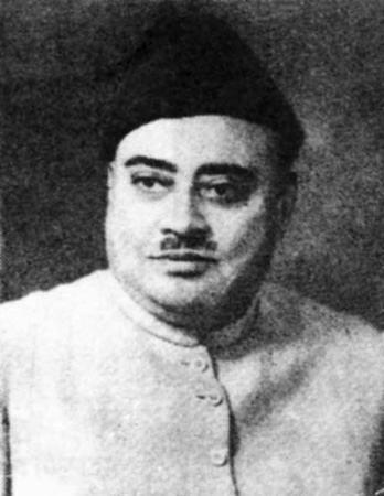 Khawaja Nazimuddin of Pakistan