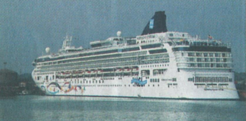 Norwegian Star - Mangalore