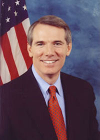 Rob Portman official photo
