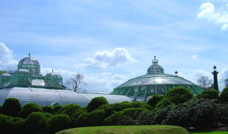 Laeken Greenhouses