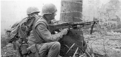M-60 machine gun Facts for Kids