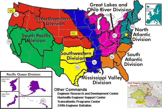 USACE-District-Map
