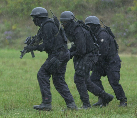 SWAT Officers 1