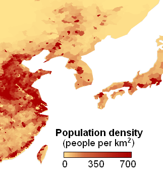 PopulationDensityYellowSea