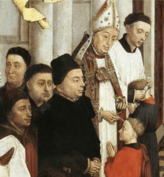 Confirmation VanderWeyden