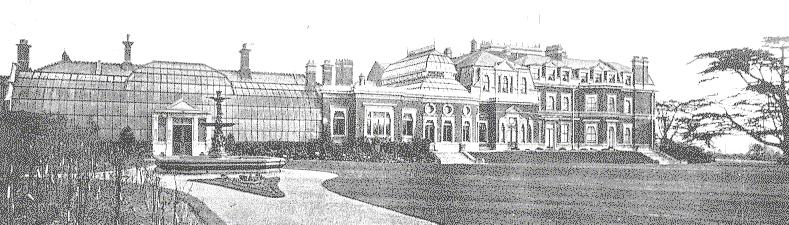 Pears House full west front 1902
