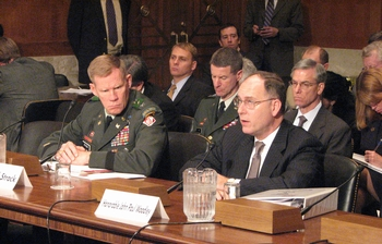 Corps of Engineers Budge Hearing 20 March 2007