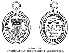 First Magherafelt Volunteers
