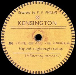 Percy Phillips record