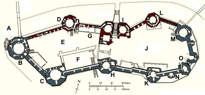 Caernarfon Castle Facts For Kids