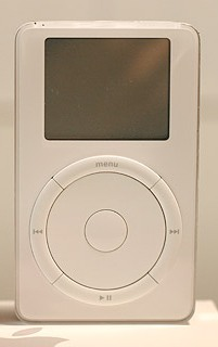 Lightmatter ipod 1G