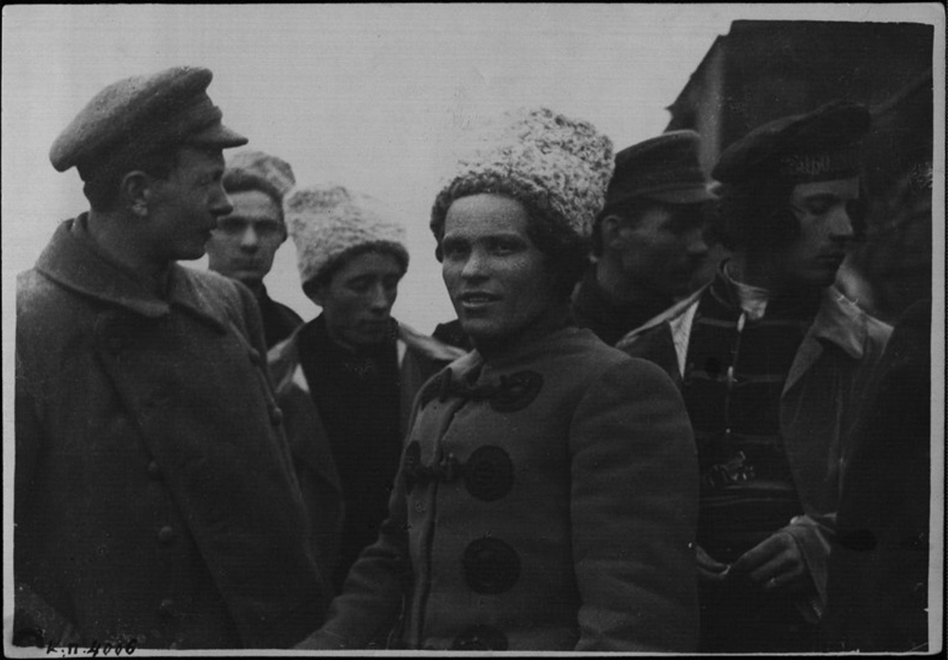 Makhno group