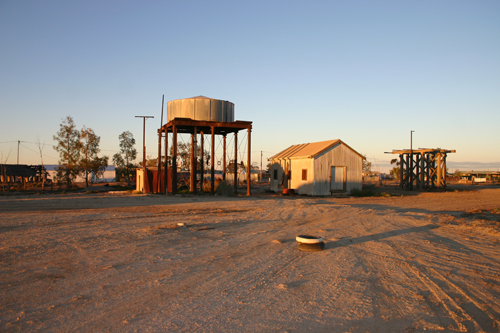 Marree water tower