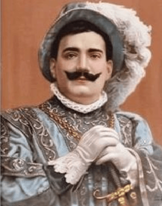 Caruso as Rigoletto-sans Theatre