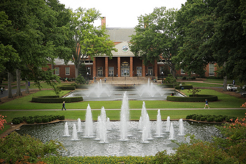 Furman library