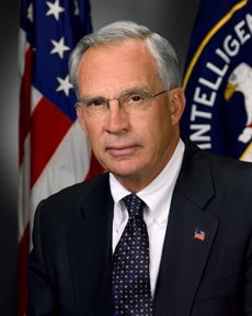 Porter J. Goss appointed first Director of the Central Intelligence Agency