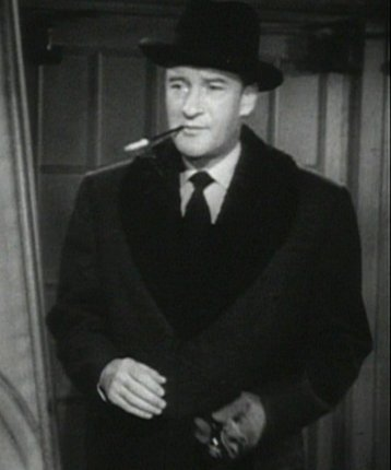 George Sanders in All About Eve trailer