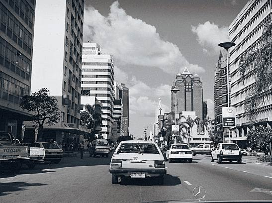 Harare Downtown