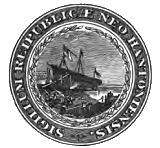 New Hampshire State Seal 1904