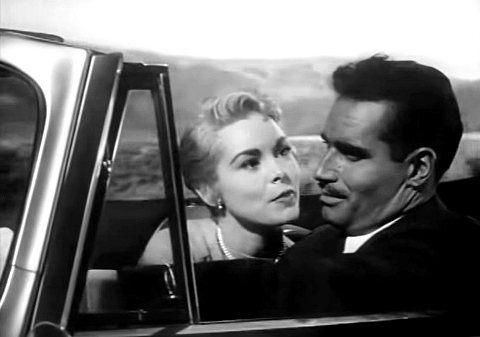 Touch of Evil-Janet Leigh&Charlton Heston2