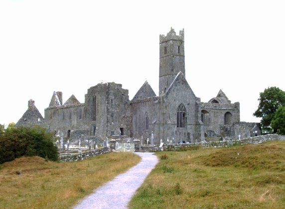Quin abbey drab