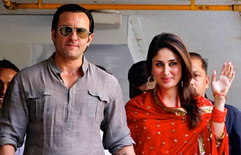 Saif & Kareena marriage