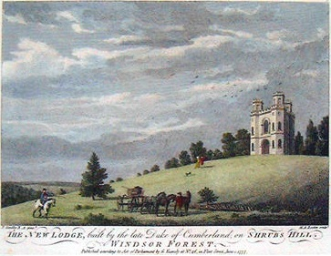 ShrubsHillTower WindsorGreatPark 18thCentury