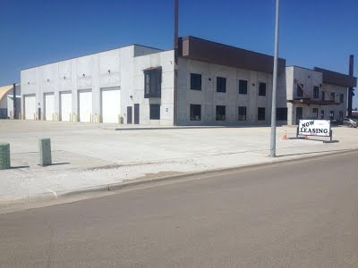 The Jim Bridger Building, Shops & Offices for lease in Williston North Dakota USA