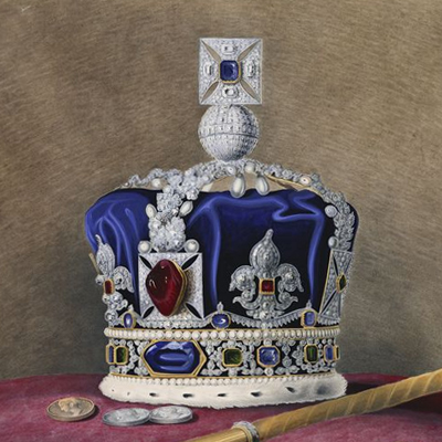 Imperial State Crown of Queen Victoria