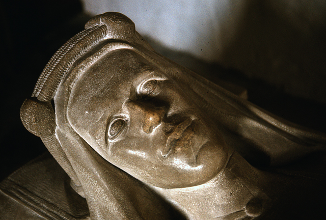 Church of St Martin, Wareham - T E Lawrence effigy - geograph.org.uk - 722196