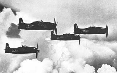 F8F-1 Blue Angels 1946