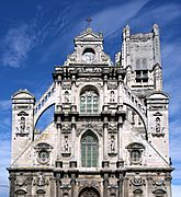 Auxerre - Saint Pierre Church