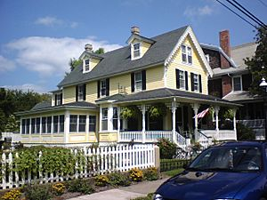 Cape May Victorian House