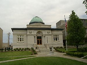 Carnegie Library Jeffersonville