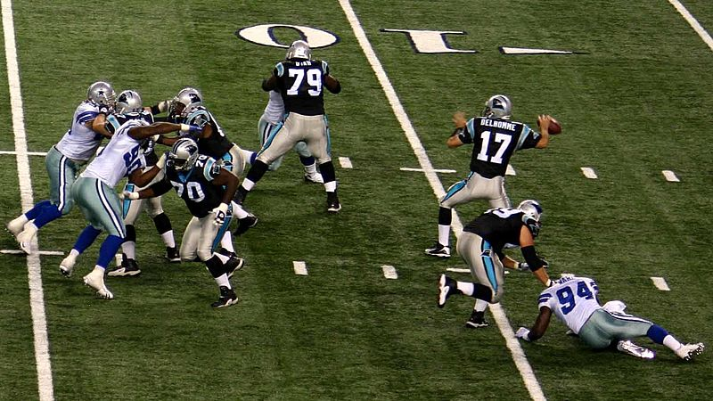 Delhomme goes deep
