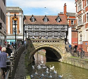 High Bridge, High Street, Lincoln