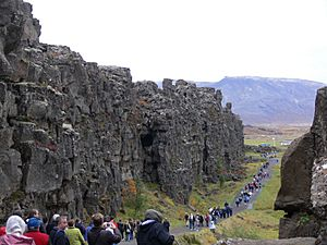 Iceland mid atlantic ridge