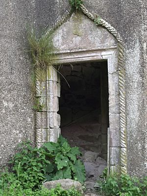 Kenmure Castle Doorway