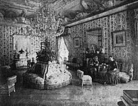 Lake Innes Drawing Room