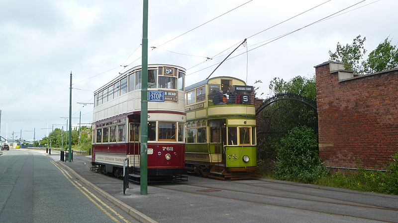 Liverpool 762 & Wallasey 78