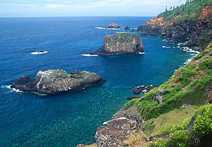 Norfolk Island Captain Cook lookout