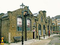 Thae Walthamstow Pumphouse Museum Building