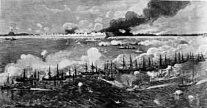 Fort Fisher Bombardment