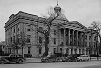 Mississippi Old Capitol Building Feb 20 1940
