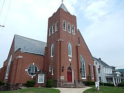 Zion Evangelical Church, Mohnton PA 01.JPG