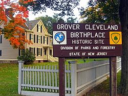 Grover Cleveland Birthplace Historic Site