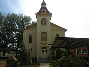 Former courthouse in Springer, NM IMG 0543