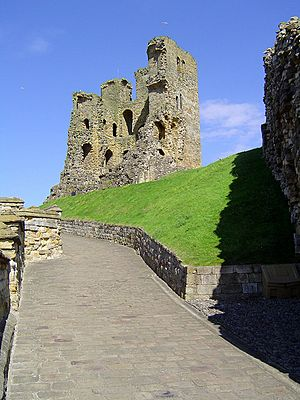 Scarborough Castle - geograph.org.uk - 192389