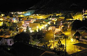 Bisbee, Arizona at night (2235999775)